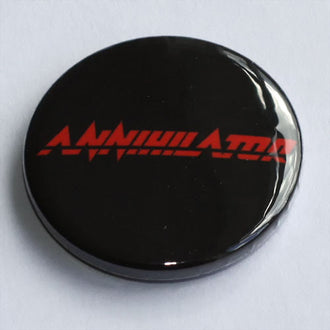 Annihilator - Red Logo (Badge)