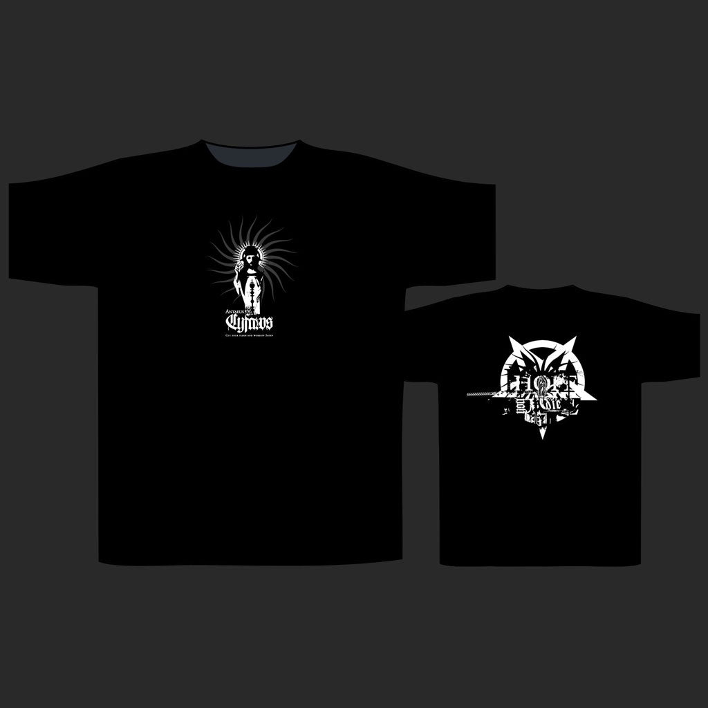 Antaeus - Cut Your Flesh and Worship Satan (T-Shirt)