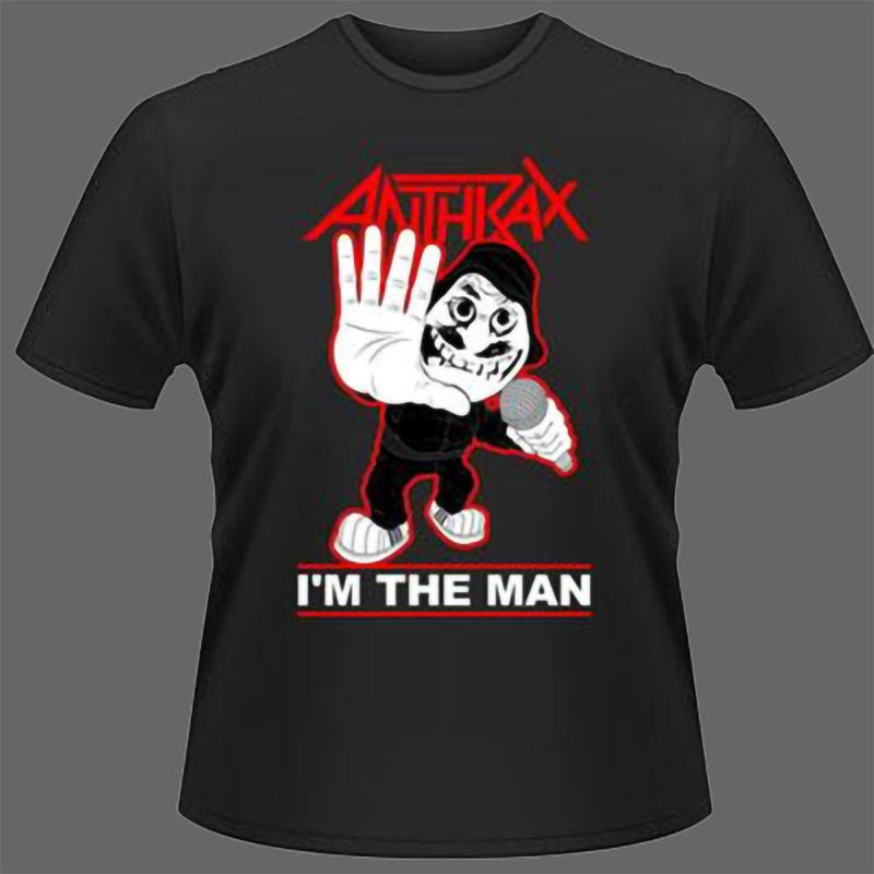 Anthrax - I'm the Man (T-Shirt)