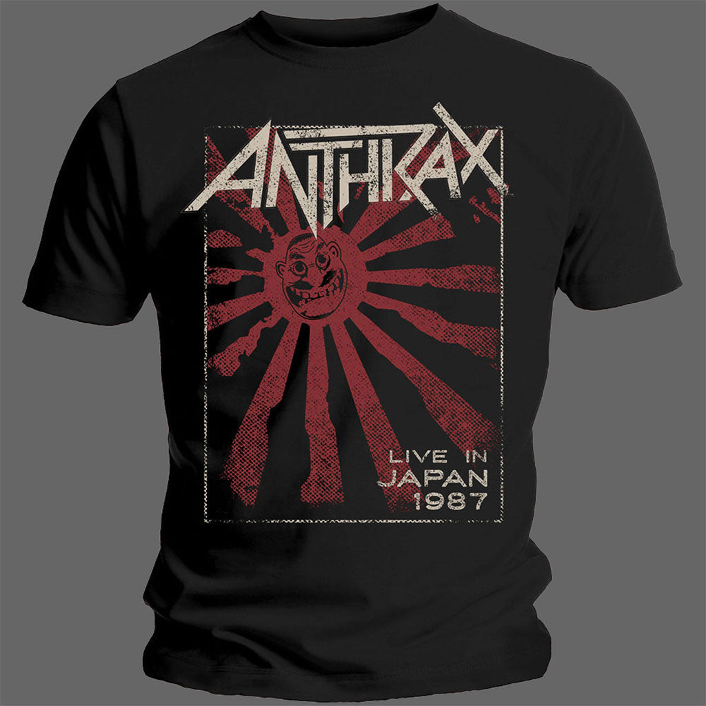 Anthrax - Live in Japan 1987 (T-Shirt)