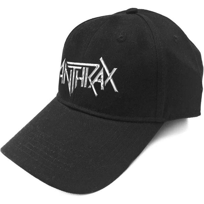 Anthrax - Metal Logo (Cap)