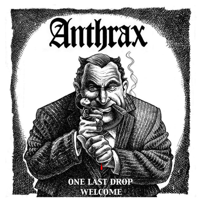Anthrax - One Last Drop (CD)