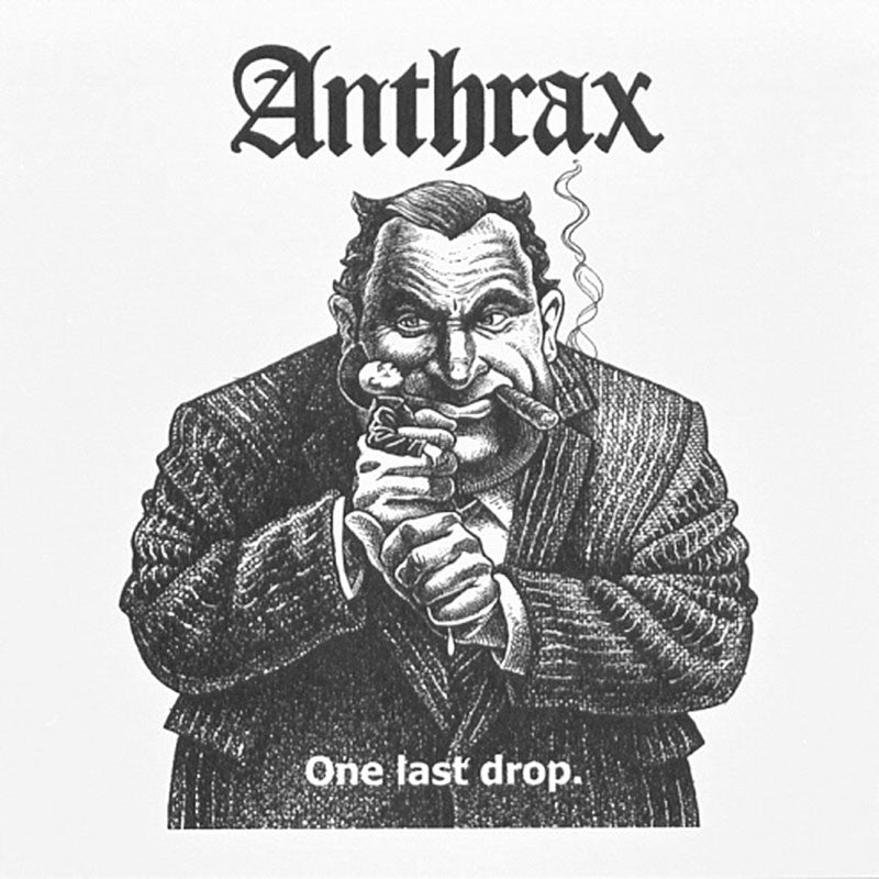Anthrax - One Last Drop (Discography) (CD)