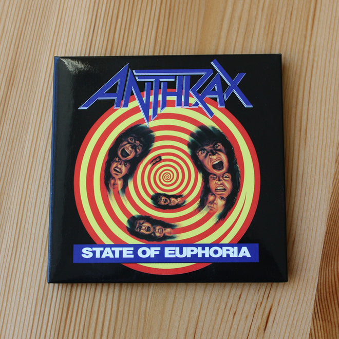 Anthrax - State of Euphoria (Magnet)