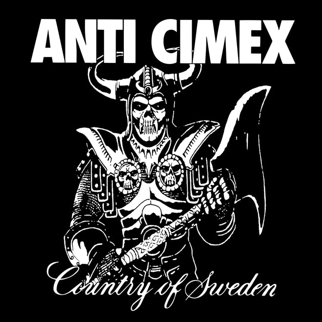 Anti Cimex - Absolut Country of Sweden (2018 Reissue) (LP)
