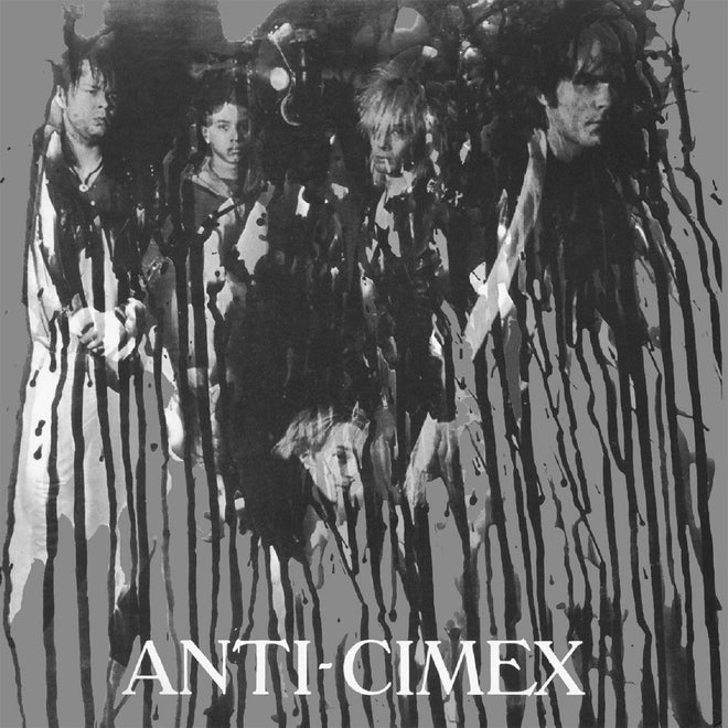 Anti Cimex - Anti Cimex (Criminal Trap) (2018 Reissue) (LP)