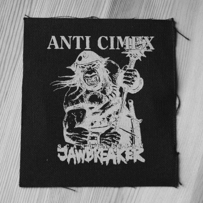 Anti Cimex - Scandinavian Jawbreaker (Printed Patch)