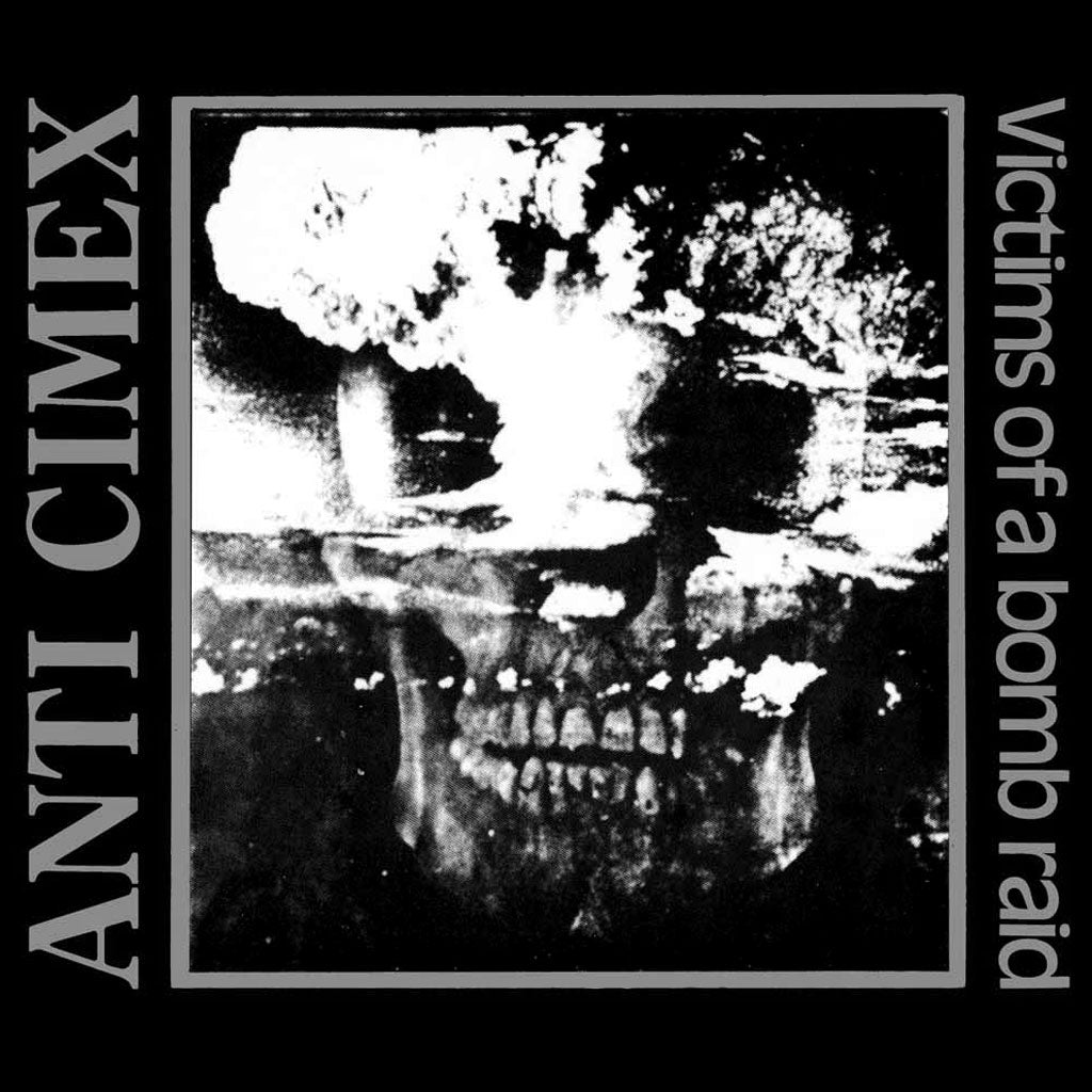 Anti Cimex - Victims of a Bomb Raid: The Discography (3CD)