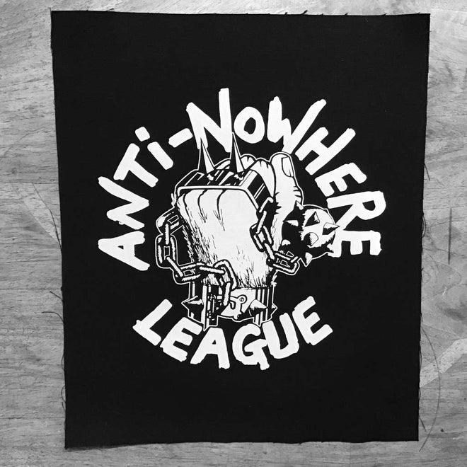 Anti-Nowhere League - Logo (Backpatch)
