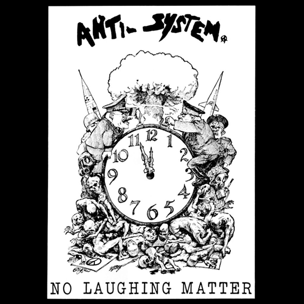 Anti-System - No Laughing Matter (2010 Reissue) (LP)