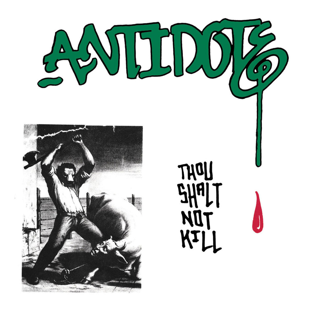 Antidote - Thou Shalt Not Kill (2010 Reissue) (CD)