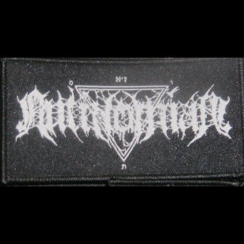 Antinomian - Logo (Woven Patch)