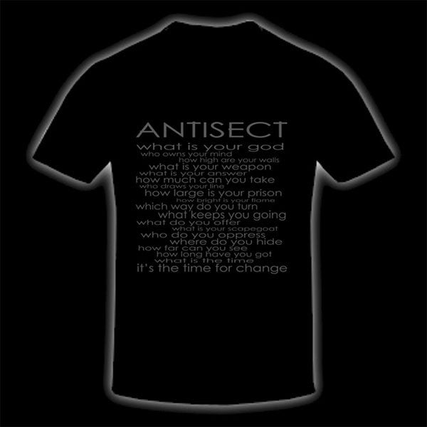 Antisect - Heresy (T-Shirt)