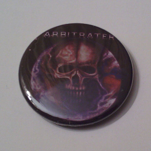 Arbitrater - Darkened Reality (Badge)