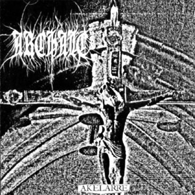 Archaic - Akelarre / Regressor (CD)