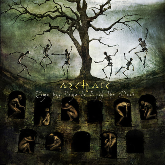 Archaic - Time has Come to Envy the Dead (CD)