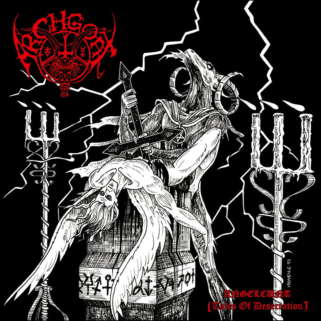 Archgoat - Angelcunt (Tales of Desecration) (2015 Reissue) (Digipak CD)