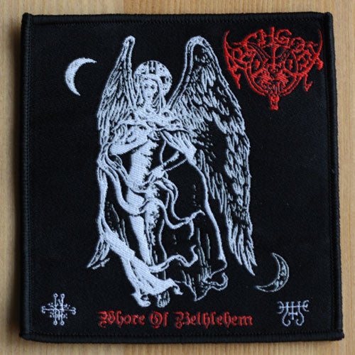 Archgoat - Whore of Bethlehem (Woven Patch)