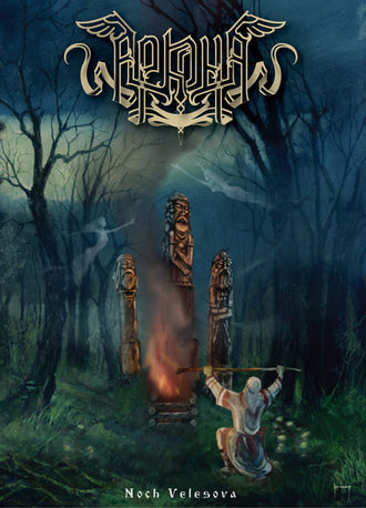 Arkona - Noch Velesova (Night of Veles) (DVD)