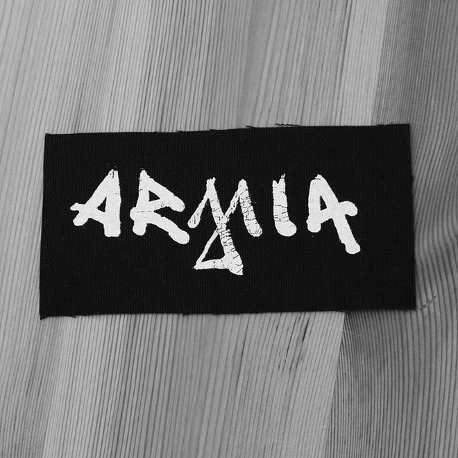 Armia - Logo (Printed Patch)