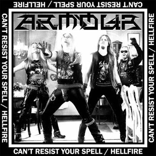 Armour - Can't Resist Your Spell / Hellfire (EP)