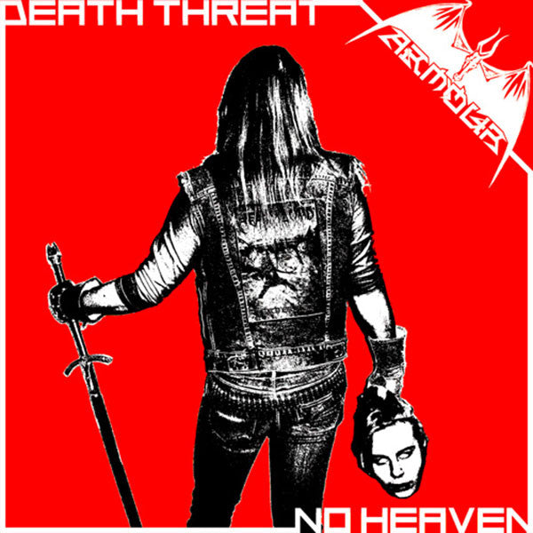 Armour - Death Threat / No Heaven (EP)