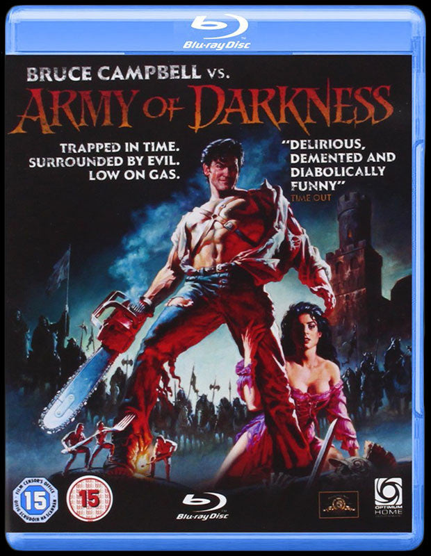 Army of Darkness (1992) (Blu-ray)