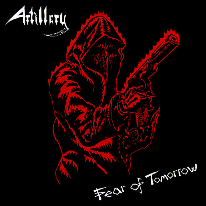 Artillery - Fear of Tomorrow (2019 Reissue) (Digipak CD)