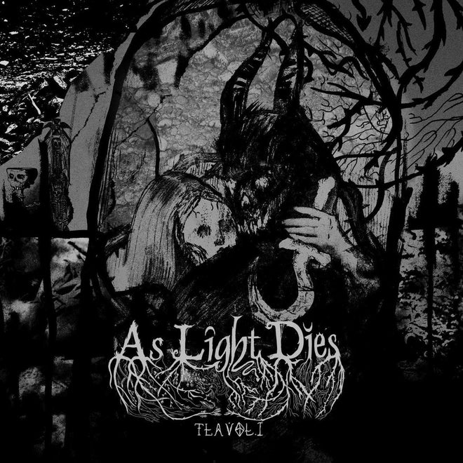 As Light Dies - The Love Album: Volume I (CD)