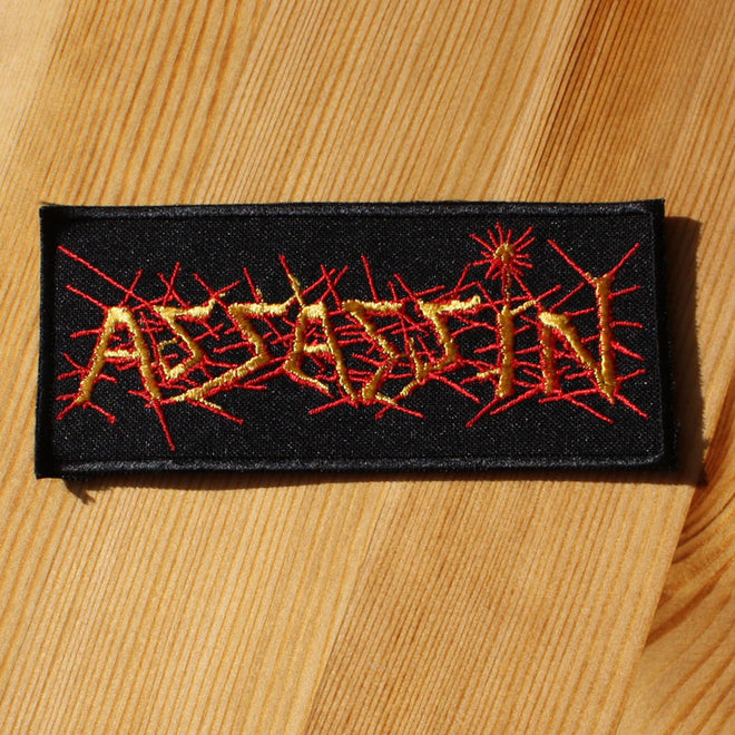 Assassin - Logo (Embroidered Patch)