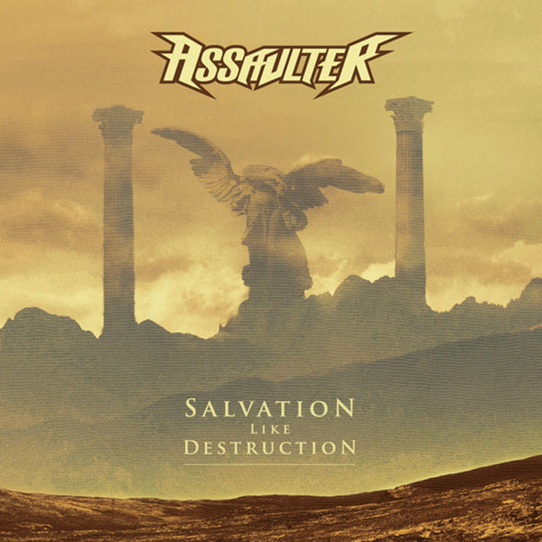 Assaulter - Salvation Like Destruction (CD)