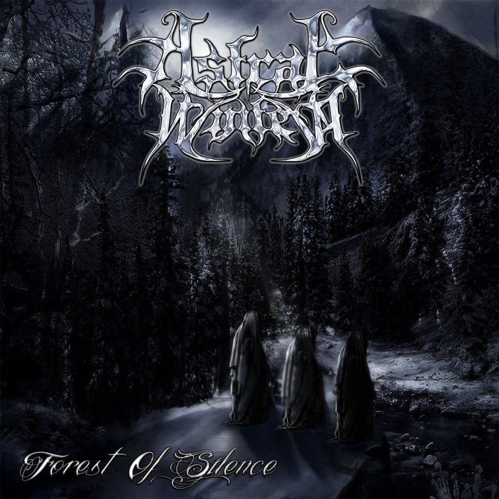 Astral Winter - Forest of Silence (CD)