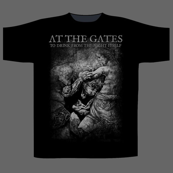At the Gates - Lion / To Drink from the Night Itself (T-Shirt)