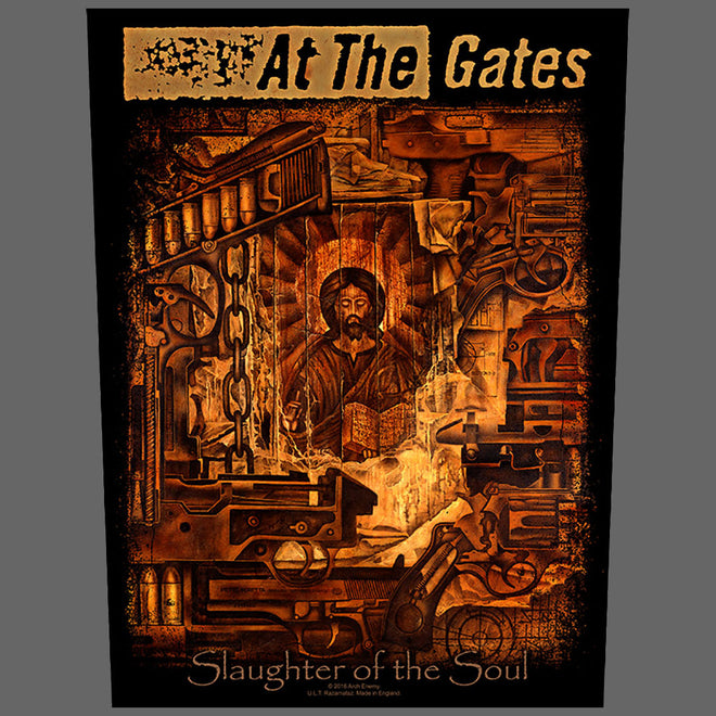 At the Gates - Slaughter of the Soul (Backpatch)