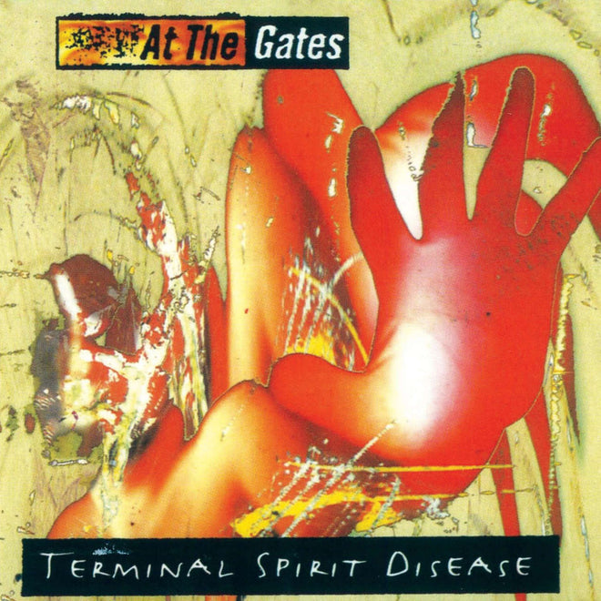 At the Gates - Terminal Spirit Disease (2003 Reissue) (CD)