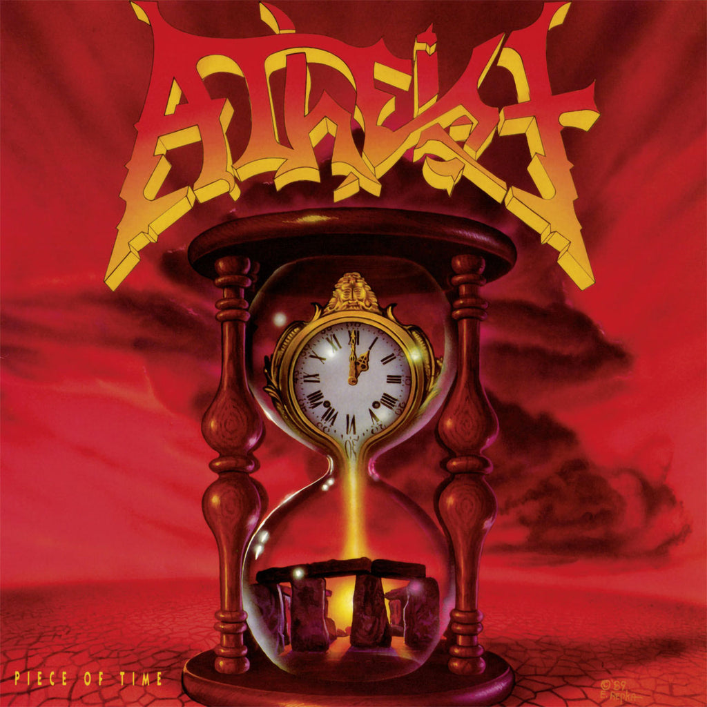 Atheist - Piece of Time (2005 Reissue) (CD)