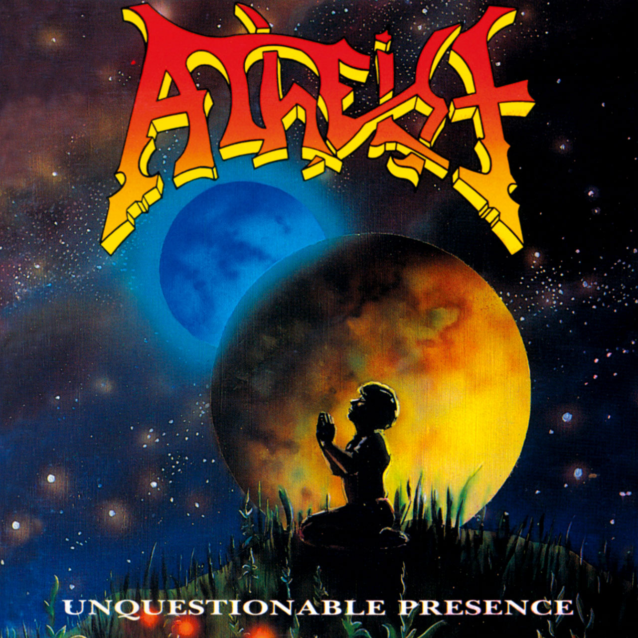 Atheist - Unquestionable Presence (2005 Reissue) (CD)