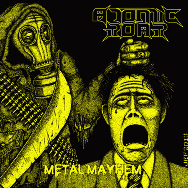 Atomic Roar - Metal Mayhem (CD)
