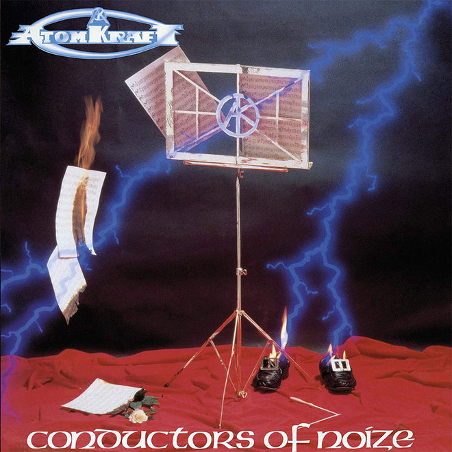 Atomkraft - Conductors of Noize (2019 Reissue) (Digipak CD)
