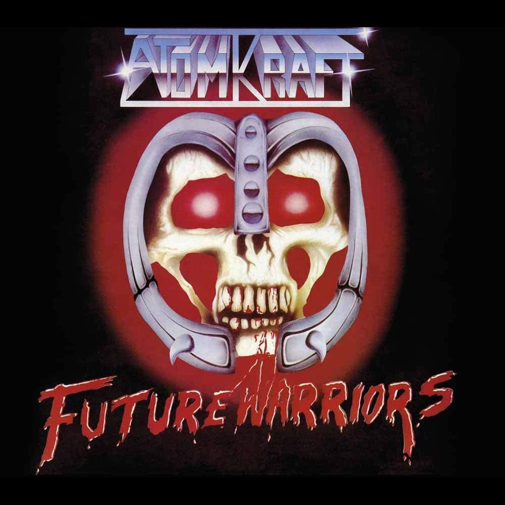 Atomkraft - Future Warriors (2019 Reissue) (Digipak CD)
