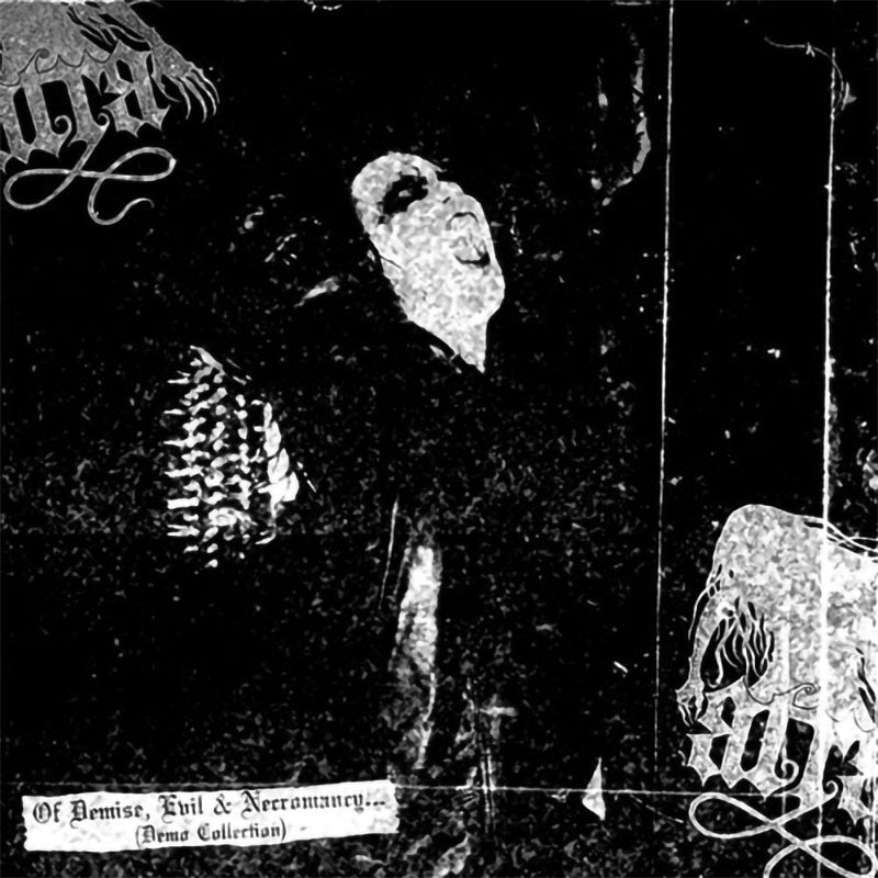Atra - Of Demise, Evil & Necromancy (CD)