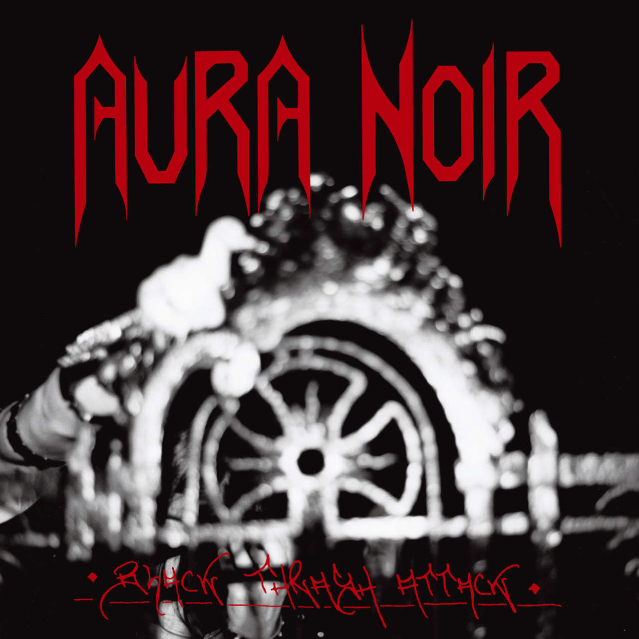 Aura Noir - Black Thrash Attack (2011 Reissue) (CD)