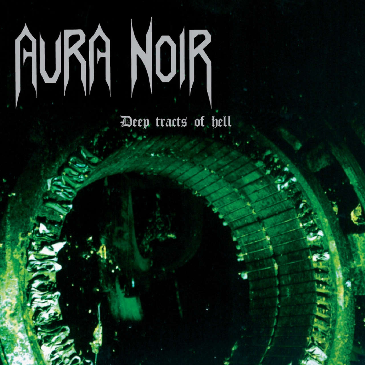 Aura Noir - Deep Tracts of Hell (2012 Reissue) (CD)