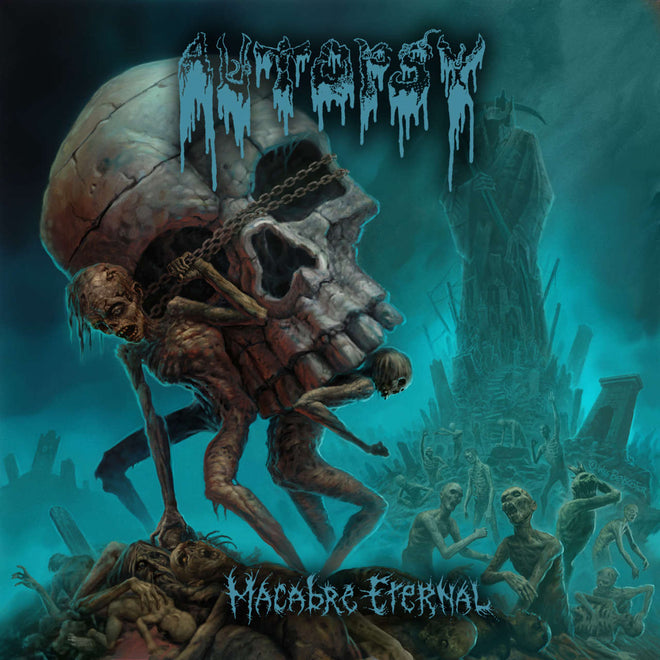 Autopsy - Macabre Eternal (2018 Reissue) (CD)