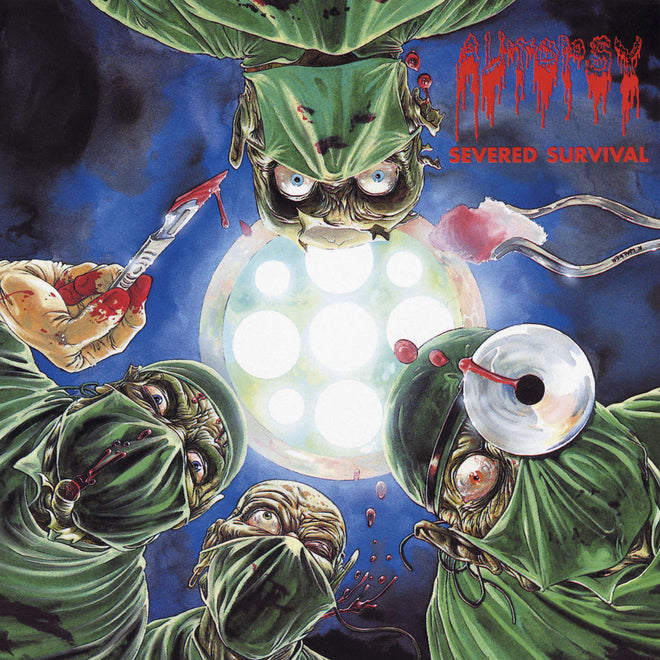 Autopsy - Severed Survival (2018 Reissue) (CD)