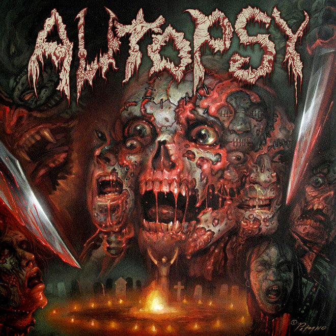 Autopsy - The Headless Ritual (2018 Reissue) (CD)
