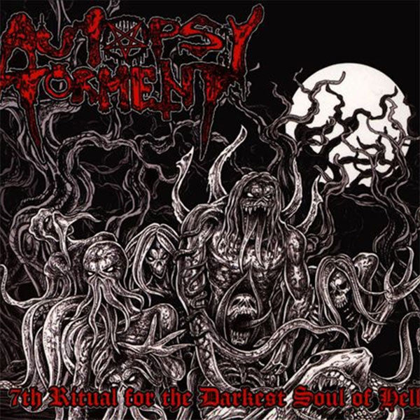 Autopsy Torment - 7th Ritual for the Darkest Soul of Hell (Digipak CD)
