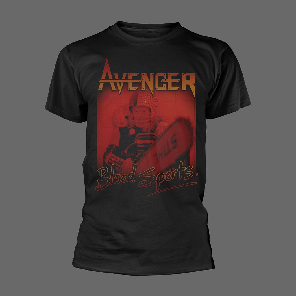 Avenger - Blood Sports (T-Shirt)