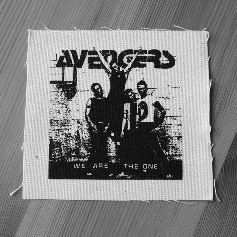 Avengers - We Are the One (Printed Patch)