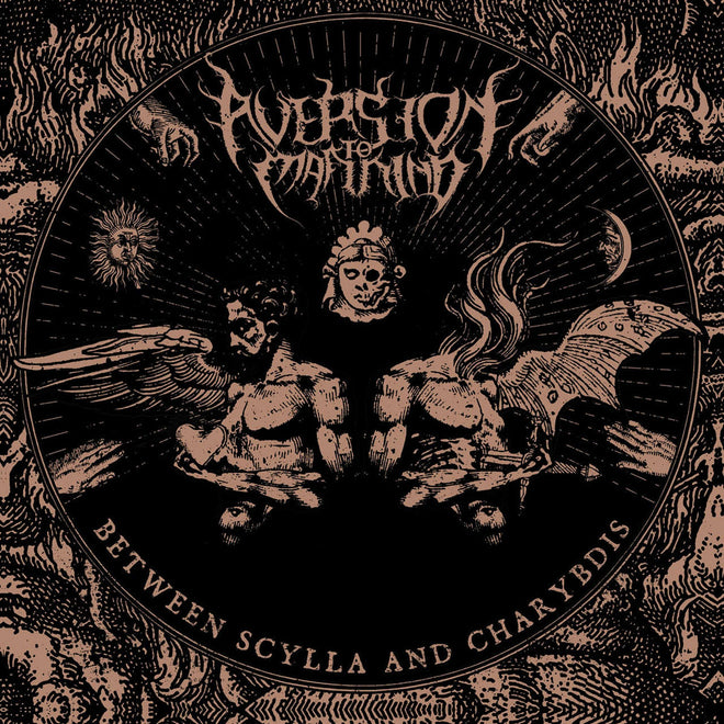Aversion to Mankind - Between Scylla and Charybdis (CD)